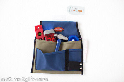 Child sized  tool belt with real tools - MASSIVELY DISCOUNTED