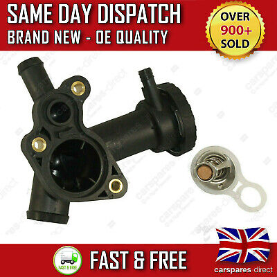 Bmw Mini One Cooper R52 R53 Thermostat Housing 1 Year Warranty *new*