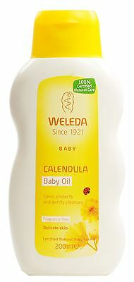 Weleda Calendula Baby Oil - 200ml