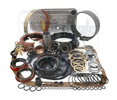 Th400 Alto Red Eagle Deluxe Chevy Performance Transmission Rebuild Kit Level 2