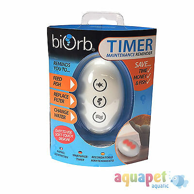 biOrb Timer Maintenance Reminder