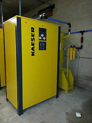 HPC Compressed air dryer dessicant type 110 CFM -40 deg PDP. Price includes VAT
