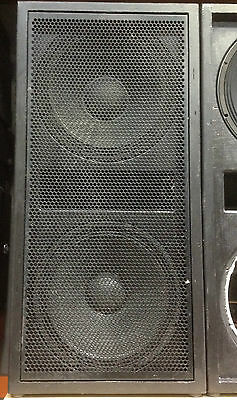 "QUEST HPI 218S DUAL18"" Subwoofer 2000 watt - PAIR - Used with Warranty"
