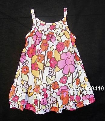 Old Navy Baby Girls Floral-Print Jersey Dress Size 3-6 Months NWT