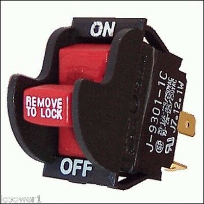 089015001705 Craftsman 315228510 Table Saw Switch Assembly