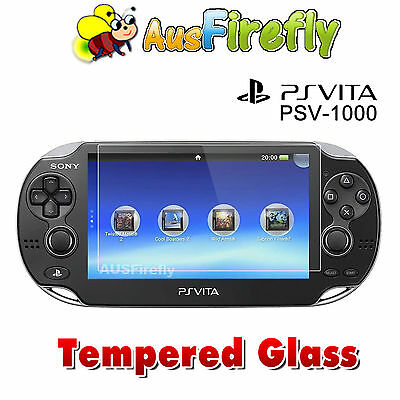 New Tempered Glass Film Screen Protector For Sony PlayStation PS Vita PSV 1000
