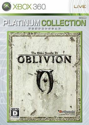 New Xbox360 The Elder Scrolls IV: Oblivion Best Japan Import