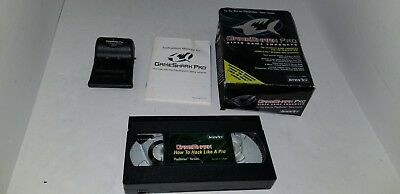 Game Shark Pro Version 3.0 for PlayStation 1 With  Parallel Port & Video