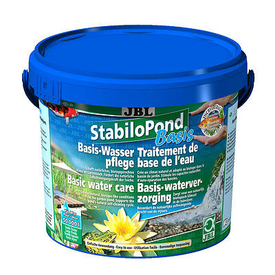JBL StabiloPond Base 5kg Pond Garden pond Care products Algae Algae combat
