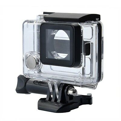 Side Open Diving Surfing Protective Housing Case For GoPro Hero 3+ 4
