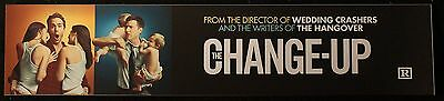 The Change-up, Large (5X25) Movie Theater Mylar Banner/Poster