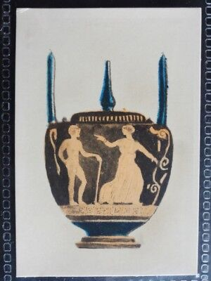 No.15 ANCIENT GREECE - Antique Pottery - J. Millnoff & Co 1927