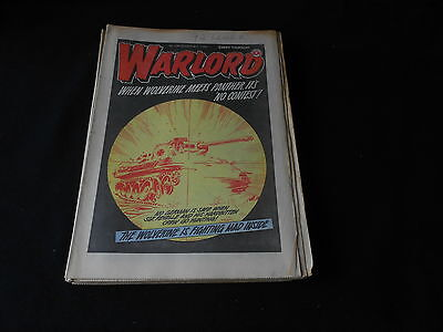 Warlord Comic issue 285 March 8th 1980