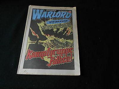 Warlord Comic issue 297 May 31st 1980