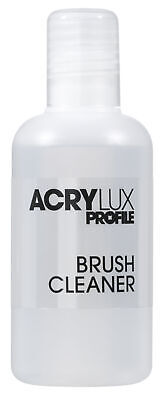 Salon System Acrylux Brush Cleaner 100ml For Acrylic Nail Extensions