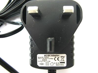 500Ma/0.5A 15V 7.5W Ac/dc Regulated Switch Mode Power Adaptor/supply/charger