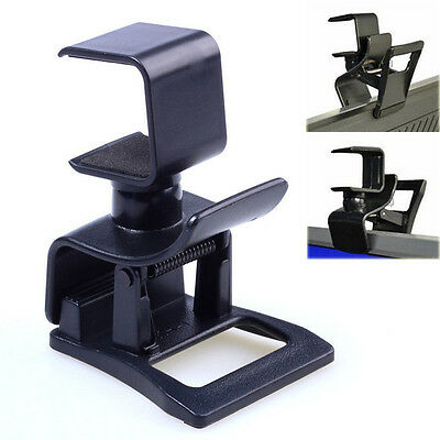 Portable Clip Mount Hold Stand Holder Clamp Kit for PS4 Playstation 4 Camera EP