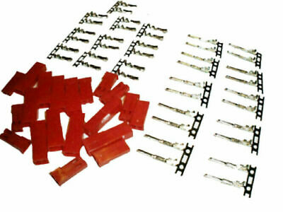 JST BEC Set Male Female Connector 2 pin Plug x 10 Pairs