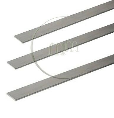 "3/4"" 19.05mm x 1/8"" 3.175mm Aluminium Flat Bar MILLING WELDING Aluminium Strip"