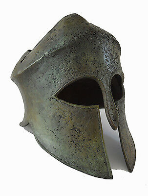 "Miltiades helmet bronze remains Ancient Greek General from ""Battle of Marathon"""