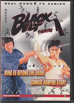 Black Belt Theatre Double Feature - Kung Fu From Beyond The Grave/Chinese...