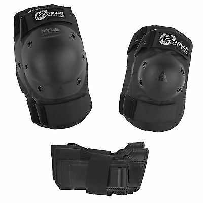 K2 Prime Pad Set – For Adult Inline Skate Protector Set Protectors