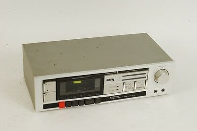 Pioneer CT-301 Stereo Cassette Tape Deck AS IS