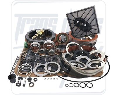 TH350/C Alto Red Eagle Deluxe Performance Transmission Rebuild Kit Level 2 69-ON