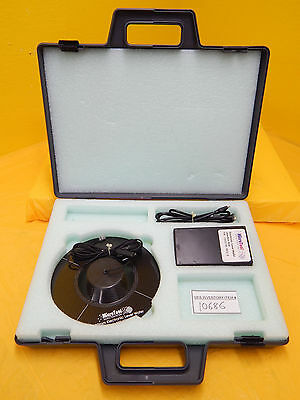 MicroTool EL-2000 200mm Electronic Level Wafer Kit Used Working