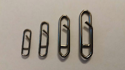 Fast links, fastlink clips - various sizes