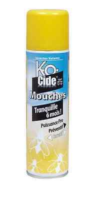 LAQUE insecticide ANTI MOUCHES KOCIDE efficace 6 MOIS