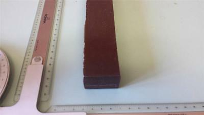 "1-1/2"" x 1-3/4"" X 24""  URETHANE / POLYURETHANE 75 D BROWN BAR"