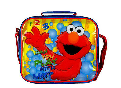 ELMO INSULATED LUNCHBOX & WATER BOTTLE