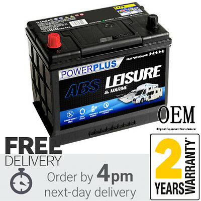 L85 Leisure Battery 85ah 12 volt Boat & Marine Caravan Electric Fence