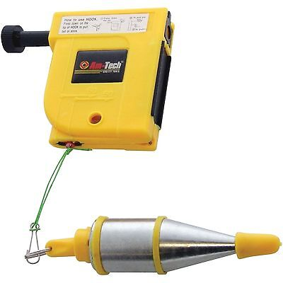 Plumb-Auto Automatic Plumbline 400G Plumbob Weight