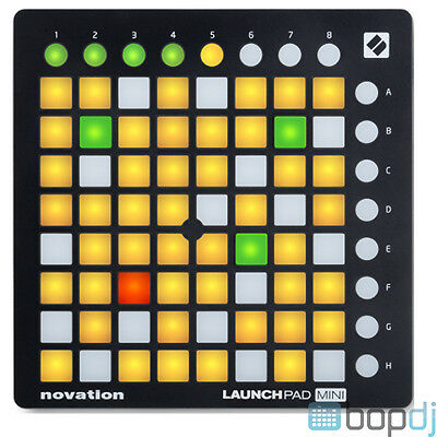 Novation Launchpad Mini MK2 + Ableton Live Lite Launch Pad