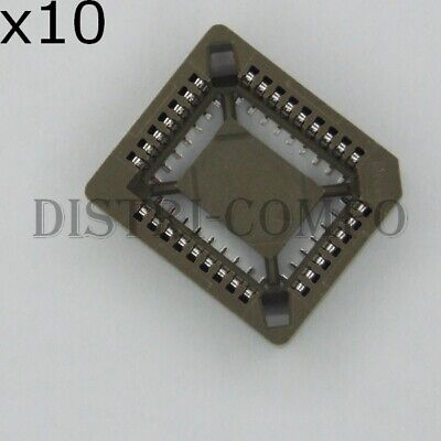 lot de 6 Support PLCC SMD 44 broches