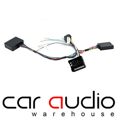 Audi A6 2004 On CLARION Car Stereo Radio Stalk Steering Wheel Lead