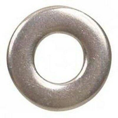 Stainless Steel A2 Metric Flat Washer M3 100 Pack