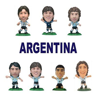 ARGENTINA National MicroStars - UK Releases Choose from 14 different figures