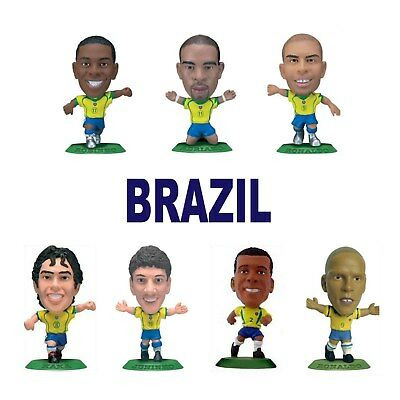 BRAZIL National Team MicroStars - UK Releases choose from 10 different figures
