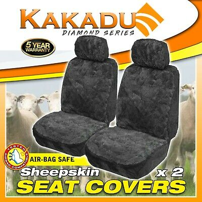 TUFF CANVAS SEAT COVERS for TOYOTA LANDCRUISER 100 SERIES STANDARD 3/4 1998-07