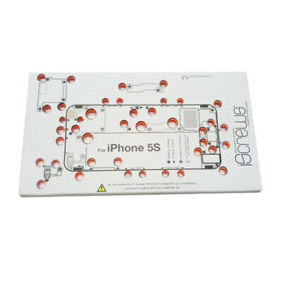 iScrews Professional Repair Organiser Sheet Tray Mat For Apple iPhone 5S Only