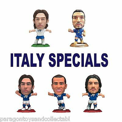 ITALY National Team MicroStars - Special Releases choice of 7 different figures