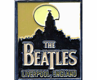 The Beatles From Liverpool England Collector Pin L@@k!!