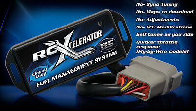 RC Components Closed Loop Fuel Management System Sportster