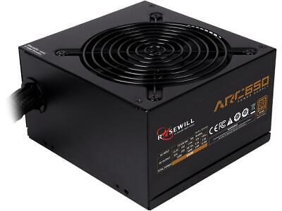 Rosewill ARC-650, ARC Series 650W Power Supply, 80 PLUS Bronze Certified, Single
