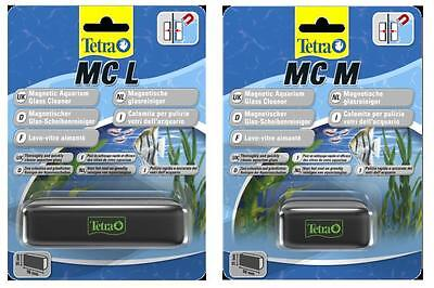 NEW Tetra Floating Algae Magnet Aquarium Glass Cleaner Medium / Large