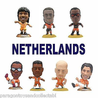 HOLLAND National MicroStars - Special Releases choice of 10 different figures