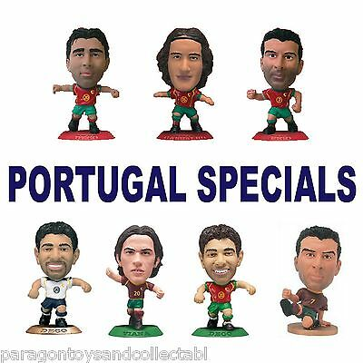 PORTUGAL National Team MicroStars - Special Releases choice 7 different figures